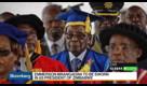 Zimbabwe Welcomes New President Emmerson Mnangagwa