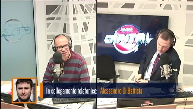 """Regionali Sicilia, Di Battista: """"Senza voti inquinati vittoria ai 5S"""""""