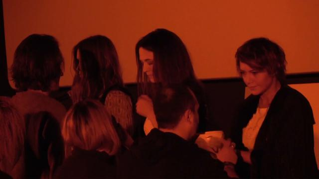 Asia Argento, la performance al Torino film festival è una messa pagana