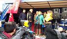 Ikea, sul palco dello sciopero le lacrime della mamma licenziata a Corsico: