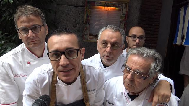 Pizza Unesco, festa dei pizzaioli in via Tribunali