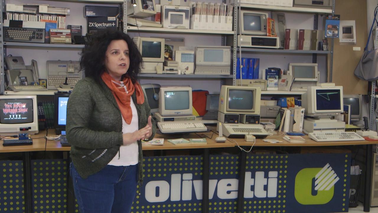 A Cosenza il primo museo di 'archeoinformatica': 'Anche Pac-man ci dice chi siamo' - la Repubblica