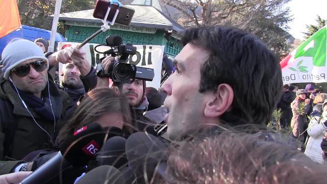 Manifestazione a Como, Martina: ''Neofascismo non è il gioco di quattro ragazzi''