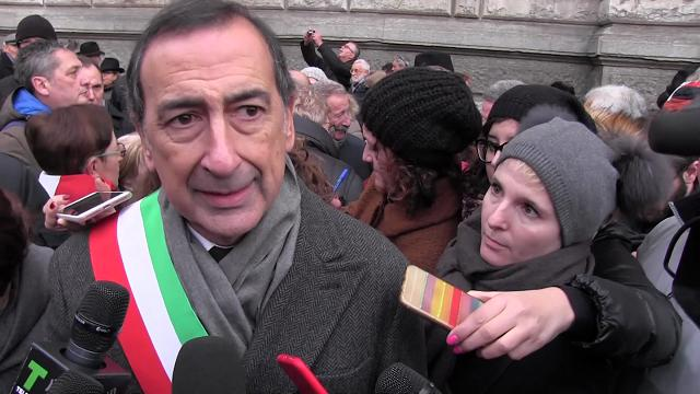 Piazza Fontana, Sala: ''Lega e M5s non prendono le distanze dal fascismo''