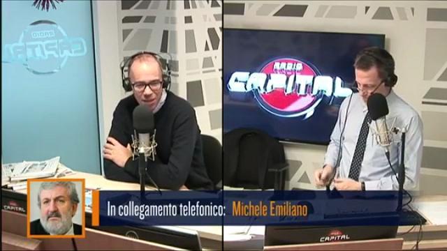 Carlo Calenda, Gasdotto Tap, Michele Emiliano