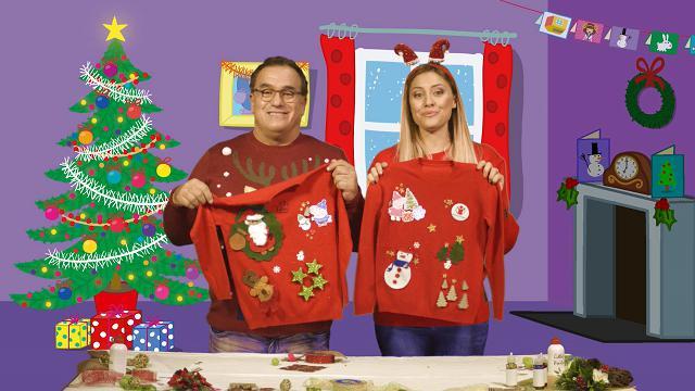 """""""Christmas Jumper Day"""", crea il maglione natalizio con Peppa Pig"""