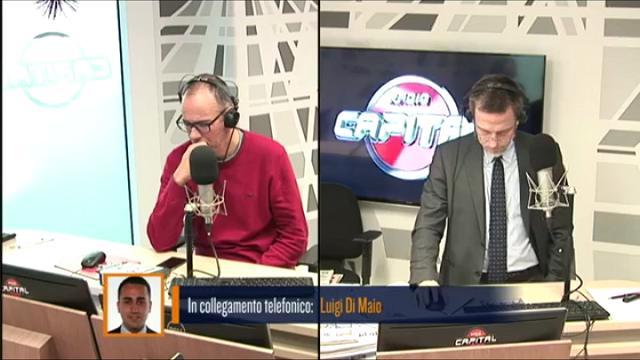 """Futuro governo, Di Maio a 'Circo Massimo': """"Saremo primi. Devono mettersi d'accordo con noi"""""""