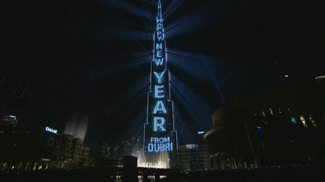 Capodanno 2018 a dubai si festeggia dal grattacielo pi - Dubai grattacielo piu alto ...
