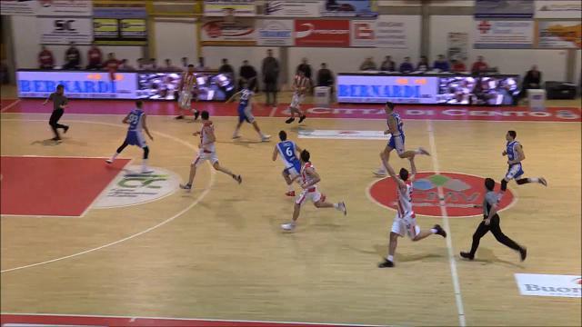 Baltur Cento-Costa Volpino, la vittoria nasce dall'ultima difesa