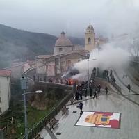 Il fuoco di Sant'Antonio a Desulo