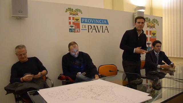 Verso le elezioni, Forza Italia a Pavia incorona Alessandro Cattaneo