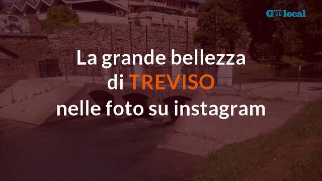 La grande bellezza di Treviso nelle foto di Instagram
