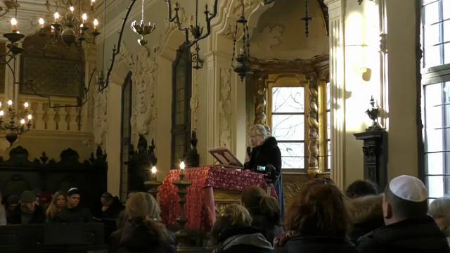 Giornata della memoria: la cerimonia in sinagoga