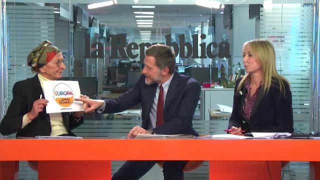 L'Europa e il voto: videoforum con Emma Bonino - L'integrale