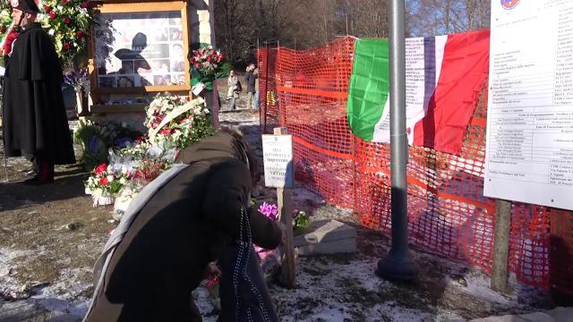 """Rigopiano, il ricordo dei parenti delle vittime: """"Ora i colpevoli paghino"""""""