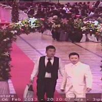 """Mafia cinese, il matrimonio da favola del figlio del """"capo dei capi"""""""