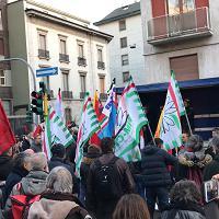 Milano, incidente alla Lamina: un minuto di silenzio per ricordare le quattro vittime