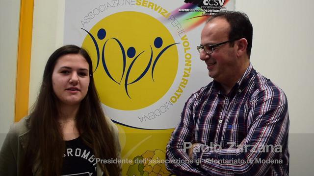 Rubrica Fuori Classe / A Modena il volontariato è una questione di... rete