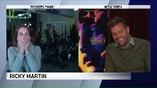 Usa, intervista Ricky Martin e poi esulta come una fan scatenata: ma lui è ancora in studio