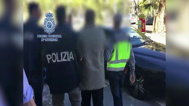 Spagna: l'arresto del latitante Pellegrinetti, boss della nuova banda della Magliana
