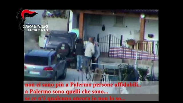 """Il blitz di Agrigento, le intercettazioni: """"Palermo allo sbando, a Corleone persone affidabili"""""""