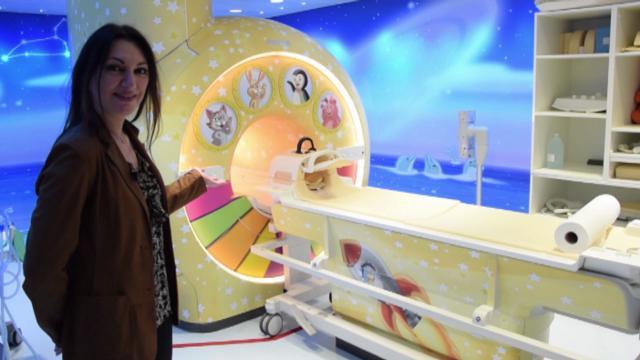 """La disegnatrice Disney colora l'ospedale pediatrico di Bari: """"E' un progetto scientifico"""""""
