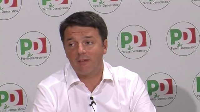 """Elezioni, Renzi: """"Boschi candidata in diversi collegi. Con Padoan prendiamo di petto problema banche"""""""