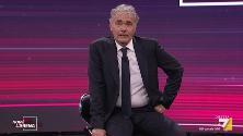 """Lieve malore in diretta per Giletti: """"Scusate ma non è serata"""""""
