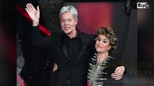 Sanremo 2018, entusiasmo social per Franca Leosini