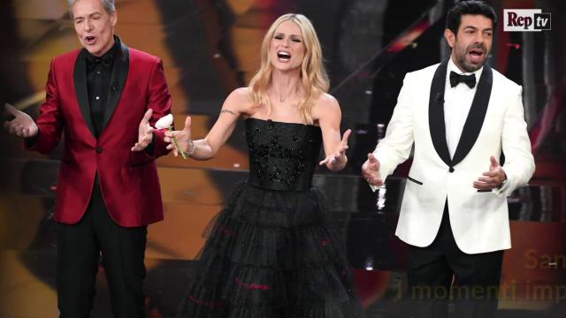 Sanremo 2018, i momenti imperdibili del gran finale