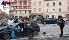 Raid razzista a Macerata, l'audio delle telefonate al 112 dopo gli spari