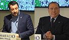 Elezioni, Berlusconi e Salvini: uniti ma divisi su Europa, banche, flat tax, tagli
