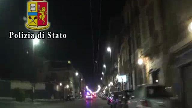 Napoli, blitz della Squadra mobile contro il clan Mazzarella: 9 arresti