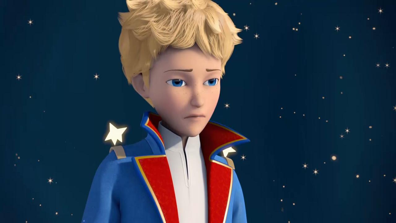 Il piccolo principe la terza stagione su rai yoyo repubblica tv