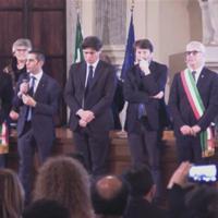 Parma Capitale italiana cultura 2020: l'annuncio del ministro, l'emozione di Pizzarotti