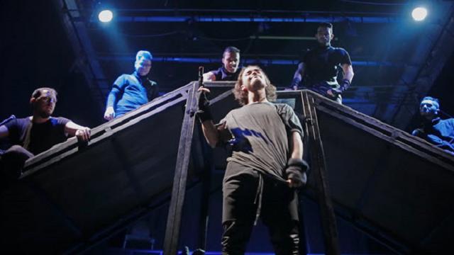 """Saviano, """"La paranza dei bambini"""": dal best seller uno spettacolo teatrale"""