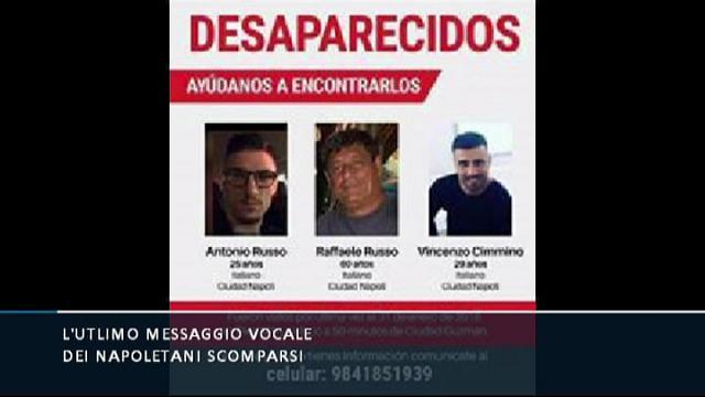Messico: tre poliziotti in manette per scomparsa nostri connazionali