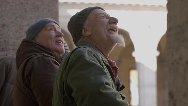 """I tre 'Uccelli' tornano a Sant'Ivo alla Sapienza: """"Così occupammo la cupola e scoppiò il '68"""""""