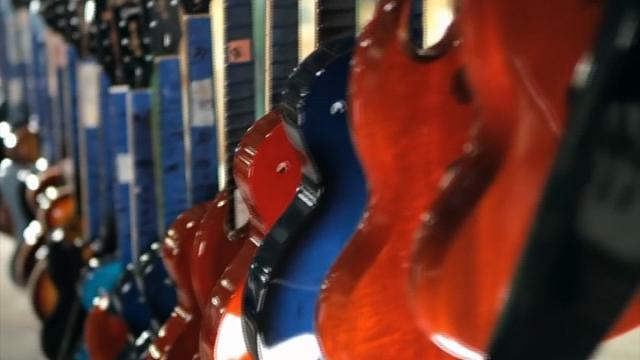 Le chitarre Gibson a rischio bancarotta: l'azienda ha 375 milioni di debiti