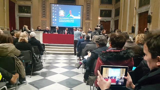 """Il capo della Protezione Civile: """"Liguria all'avanguardia"""""""