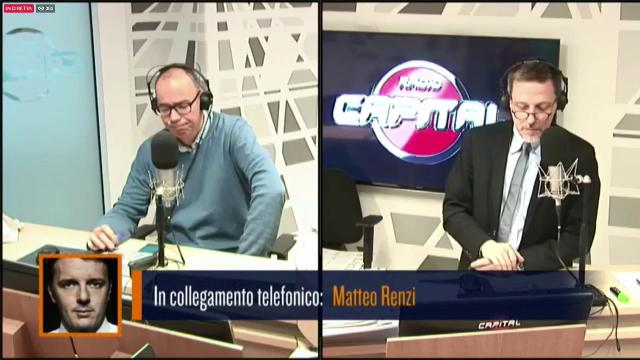"Elezioni, Renzi a Circo Massimo: ""Berlusconi fa offerta da Standa a transfughi M5S"""