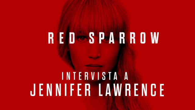 "Jennifer Lawrence racconta la ""sua"" ballerina spia in Red Sparrow"