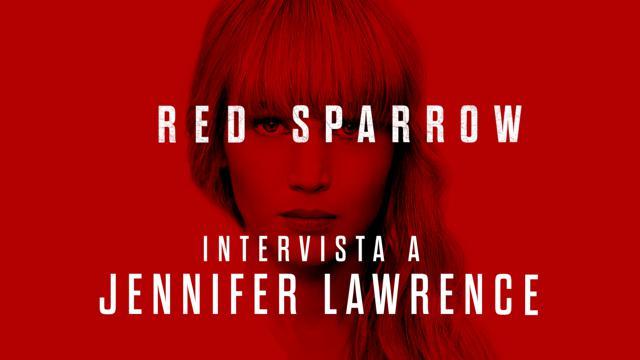 "Jennifer Lawrence racconta la ""sua"" ballerina spia in Red Sparrow"