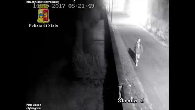 Firenze, ragazza aggredita nel parco: nel video della polizia il presunto assalitore