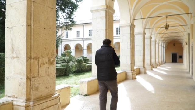 La Certosa di Trisulti ai teocon, Benjamin Harnwell apre le porte del monastero