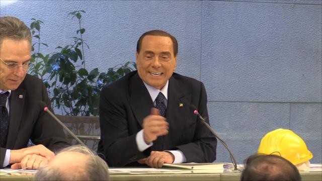 """Elezioni, Berlusconi: """"Speranze per riabilitazione da sentenza di Strasburgo? Me ne frego"""""""