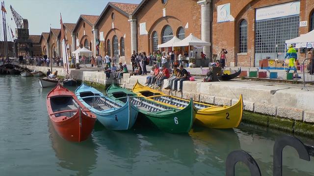 Arsenale di Venezia: il sogno di una nuova stagione