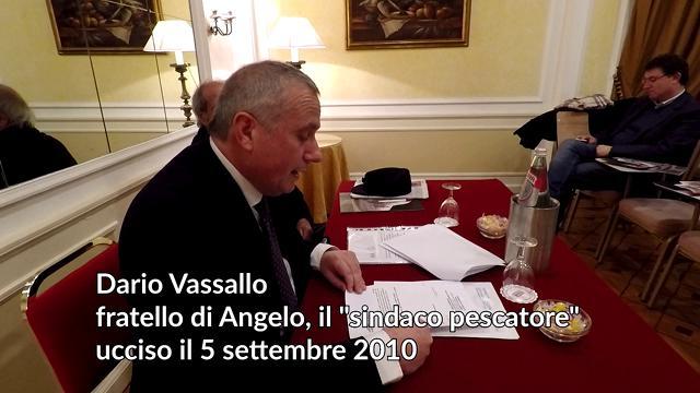 """""""Sulle deunce di Angelo Vassallo, Alfieri ha mentito"""""""