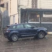 Maltempo in Toscana, la neve a Montenero