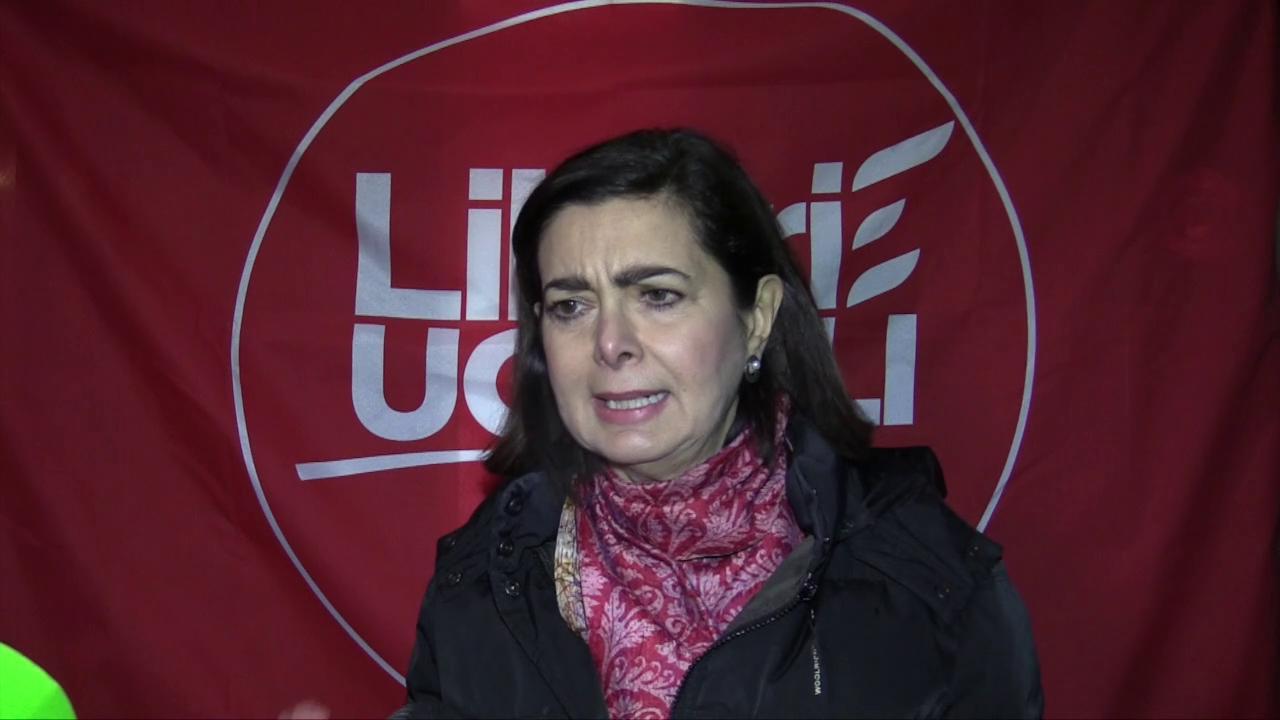 boldrini : governo di destra si è dimenticato delle donne.